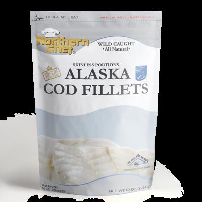 Alaska Cod Fillet