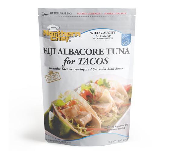Fiju Albacore Tuna for Tacos