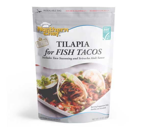 Talapia for fish tacos