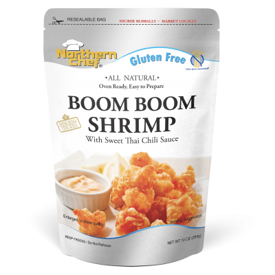 boom boom shrimp gf - 10oz - bag