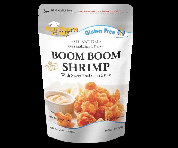 boom boom shrimp gf - 10oz - bag