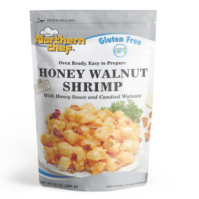 Honey walnut shrimp-