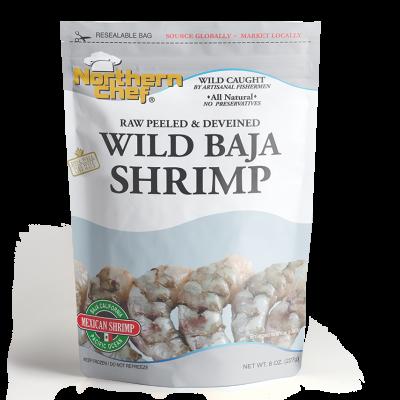 Wild Baja Shrimp