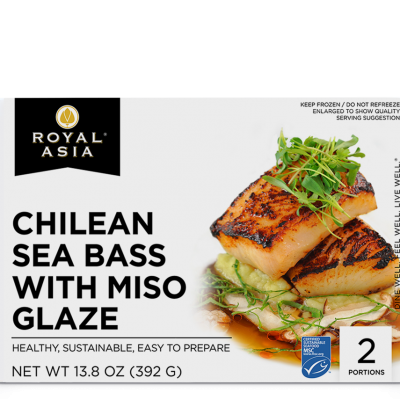 Chilean Sea Bass with Miso glaze copy
