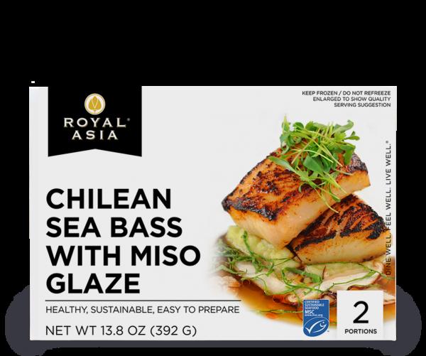 Chilean Sea Bass with Miso glaze copy