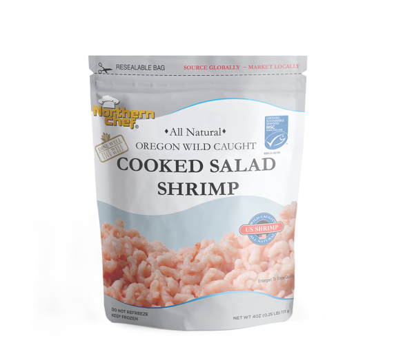Salad shrimp