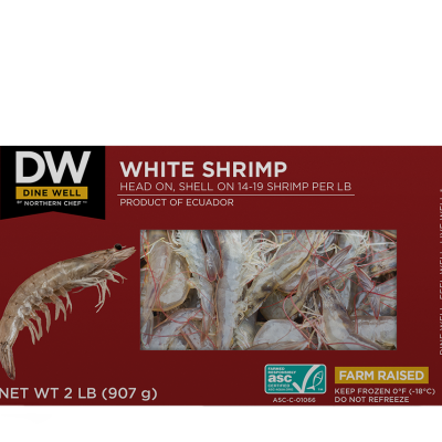 DW White Shrimp by Northern Chef