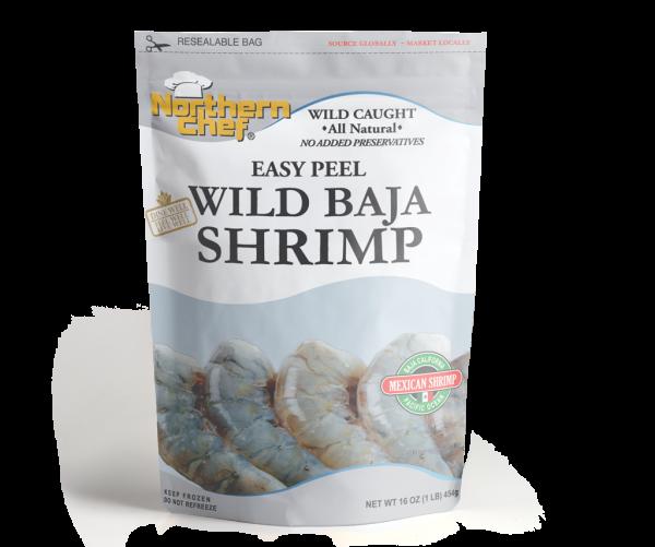 wild baja shrimp-easy peel